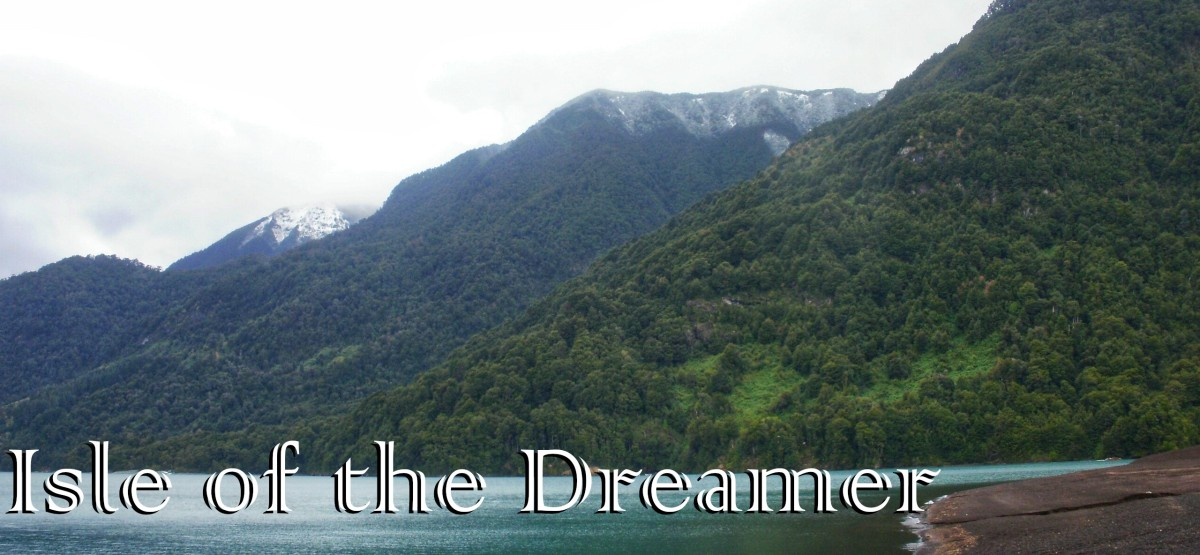 Isle of the Dreamer, Chapter 12: The Hare in the Thicket